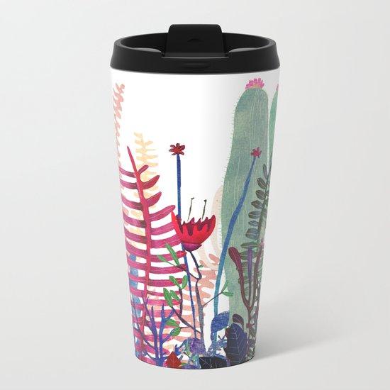 Natural Metal Travel Mug