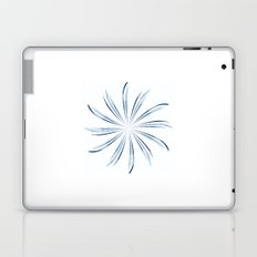 Steel Blue Star Laptop & iPad Skin