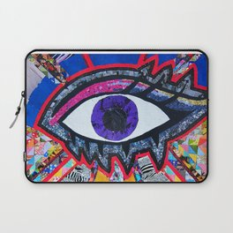Eye collage Laptop Sleeve