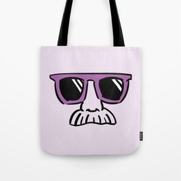Too Cool (red violet) Tote Bag