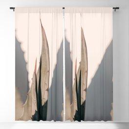 Agave Shadow Blackout Curtain