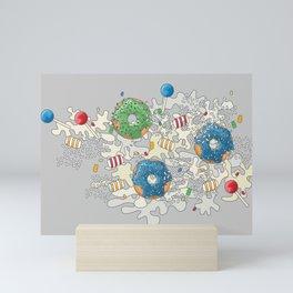 Camo Sweets Mini Art Print