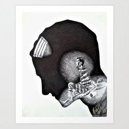 Mental Disorder Art Prints | Society6