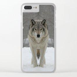 Posse Clear iPhone Case