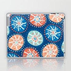 Flower Puffs Laptop & iPad Skin