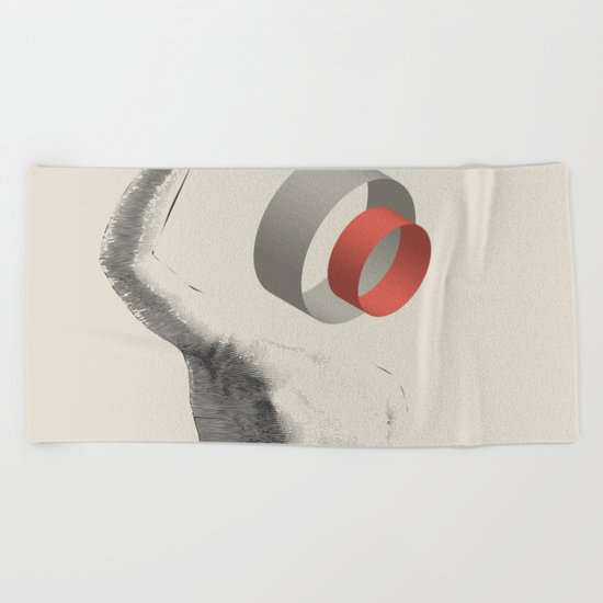 Monument Beach Towel