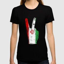 Cool Iran Victory Present Idea T-shirt