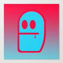 Grubbo Tempcolor Balance. Canvas Print
