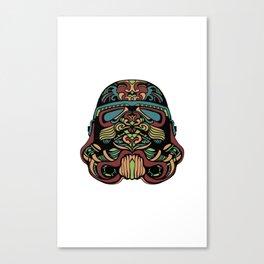 Secret Shopper Canvas Print