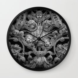 Angels of Despair Wall Clock