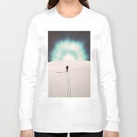 eugenia loli Long Sleeve T-shirts featuring Get Here by Djuno Tomsni