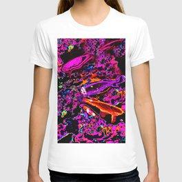 Neon Koi (Pink) T-shirt