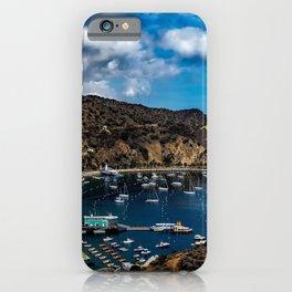 Catalina Island, California iPhone Case