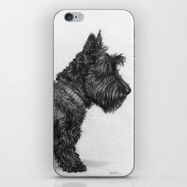 Scottish Terrier iPhone Skin