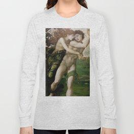 "Edward Burne-Jones ""Phyllis and Demophoon"" Long Sleeve T-shirt"