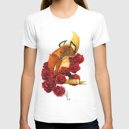 Fox from little prince T-shirt