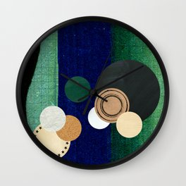 the study of circles... Wall Clock