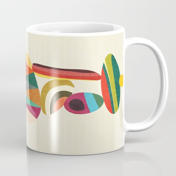 Totem - balanced pebbles Coffee Mug