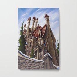 Craigdarroch Castle Metal Print