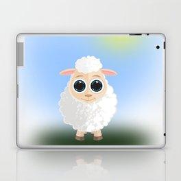 White Sheep Laptop & iPad Skin