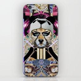 Leopard Pop iPhone Skin