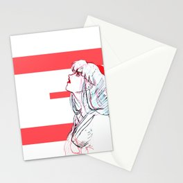 A Tragic Love Stationery Cards