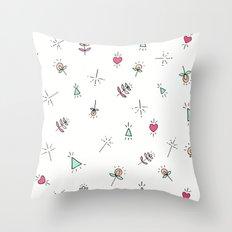 VARITAS Throw Pillow