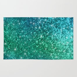 Mermaid Sparkles Rug