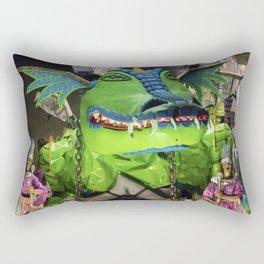 Masters of Magic Rectangular Pillow