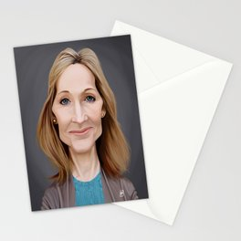 J.K Rowling Stationery Cards