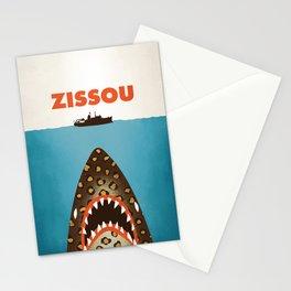 Zissou The Life Aquatic Stationery Cards
