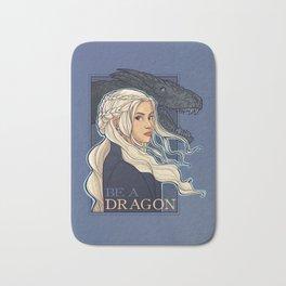 You're a Dragon Bath Mat
