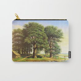Outskirts of the village Carry-All Pouch