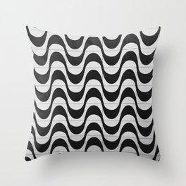 Rio Tile Pattern Throw Pillow