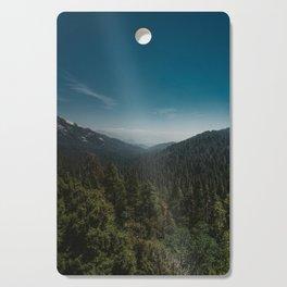 Sequoia National Park XI Cutting Board