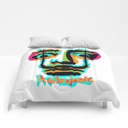 Hallucinate Dali Comforters
