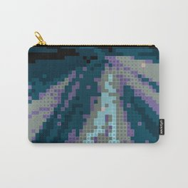 turquoise fields Carry-All Pouch