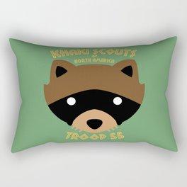 Camp Ivanhoe Rectangular Pillow