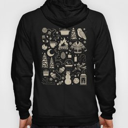 Winter Nights: Forest Hoody
