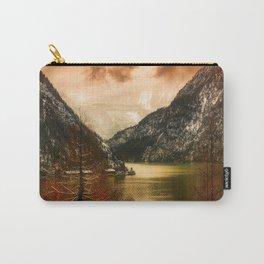 Austrian Wanderlust Carry-All Pouch