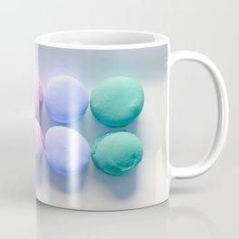 Macarons / Macaroons Cool Tones Coffee Mug