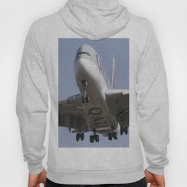 Very Fat Qatar Airlines Airbus A380  Hoody