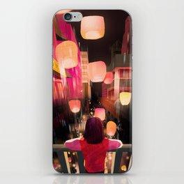 Warping Reality iPhone Skin