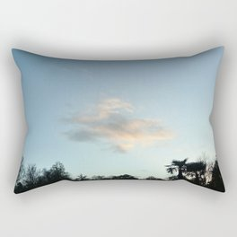Nature, landscape and twilight 6 Rectangular Pillow