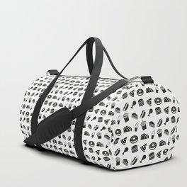 Hungry Duffle Bag