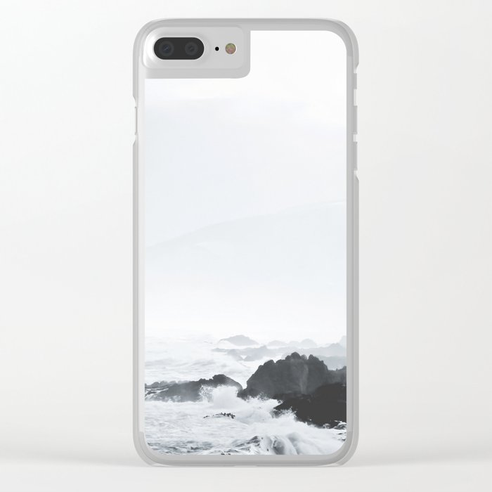 The Cliffside Clear iPhone Case