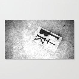 Die in Brooklyn Canvas Print