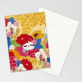 Kokeshina - Eté / Summer Stationery Cards