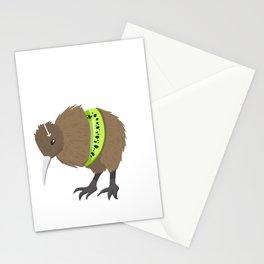 Anatomy Of A Kiwi Bird  Stationery Cards