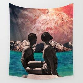 Utopian hope Wall Tapestry